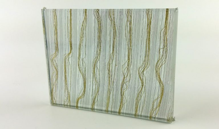 Couture Shimmer Laminated Glass Pattern