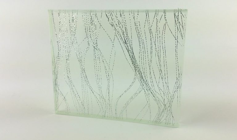 Couture Sparkle Laminated Glass Pattern