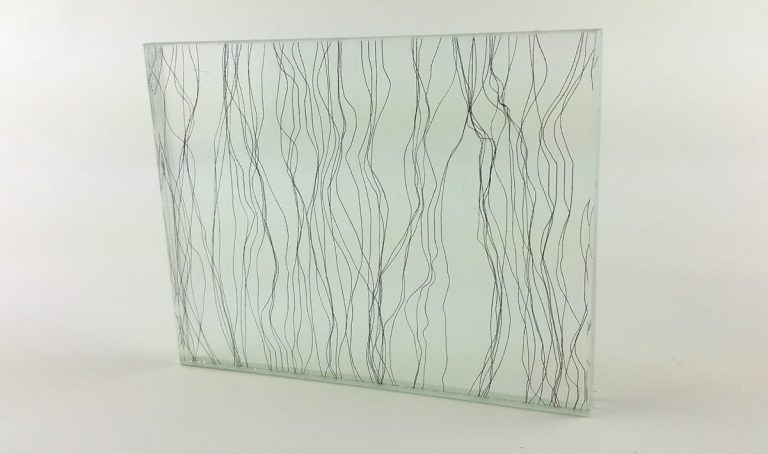 Couture Spontaneous Laminated Glass Pattern