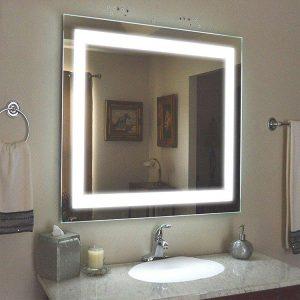 LED Lit Mirrors