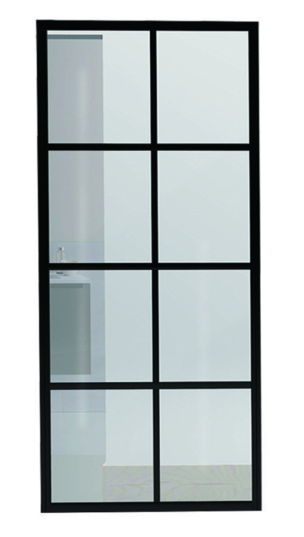 GridVue Windsor Barn Door Panel