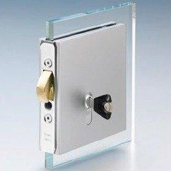 Barn Door patch lock