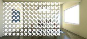 Decorative Glass Pinball-Scene
