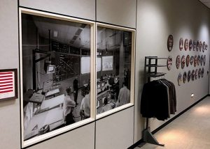 ImageVue Printed Glass Panels for NASA Apollo Mission Control Room