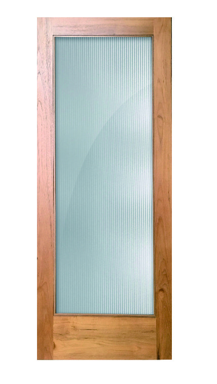 Richmond Reeded Barn Door Panel