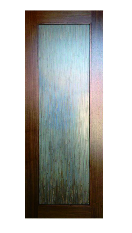 Somerset Laminated Barn Door Panel