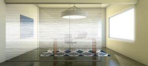 Decorative Glass Streaks-Scene