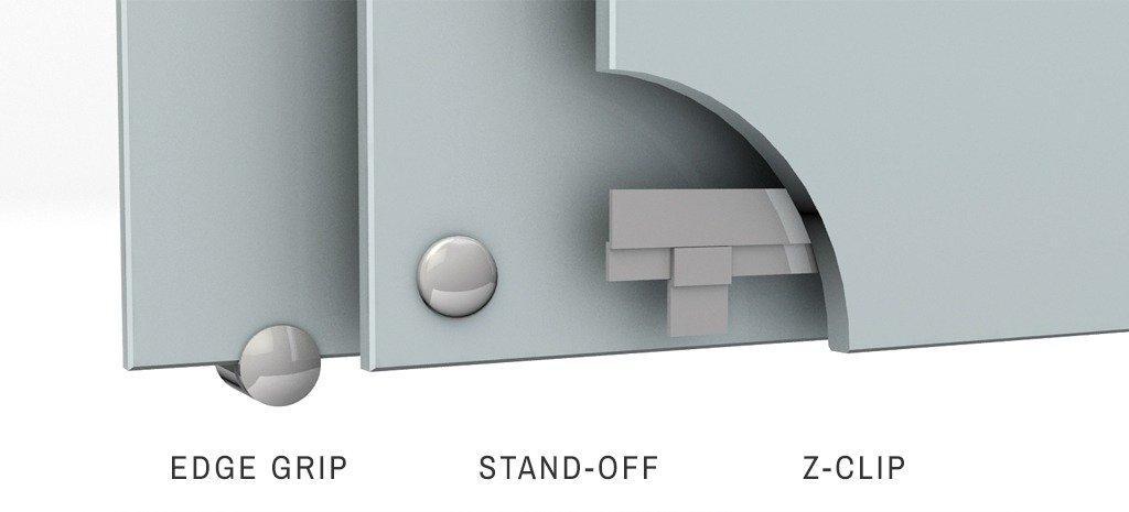 White board Mounting Hardware