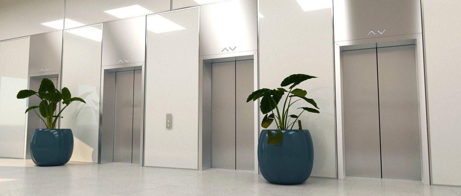 LumaWall Elevator Surrounds
