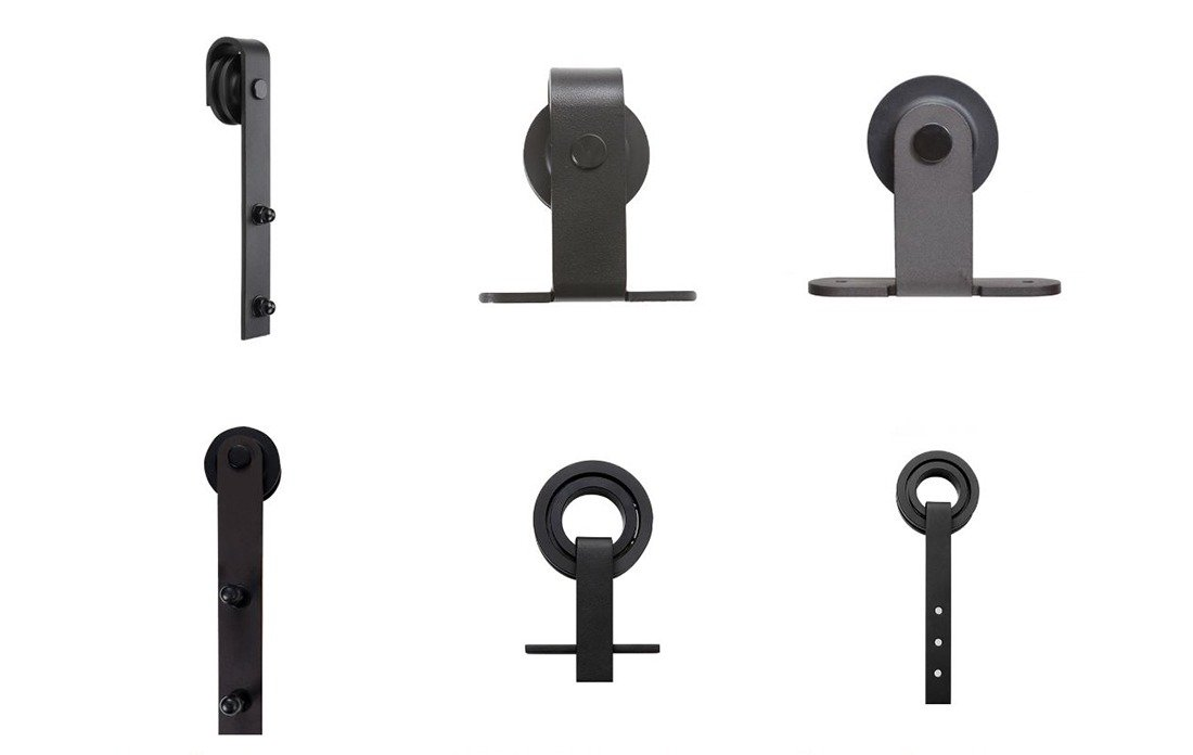 Barn Door Hardware Line Up