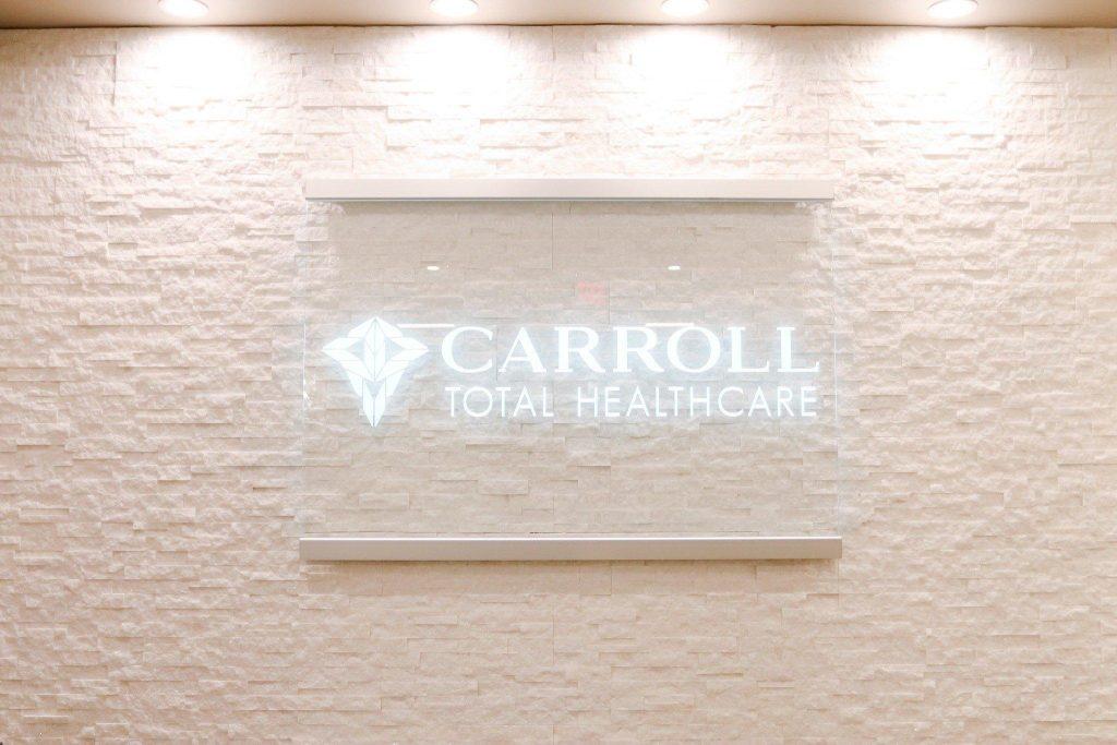 LED Glass Sign