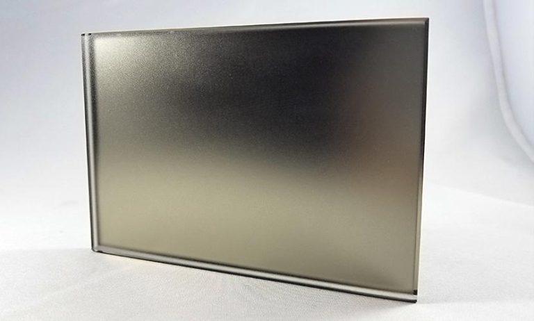 Monolithic Satin Mirror Gray